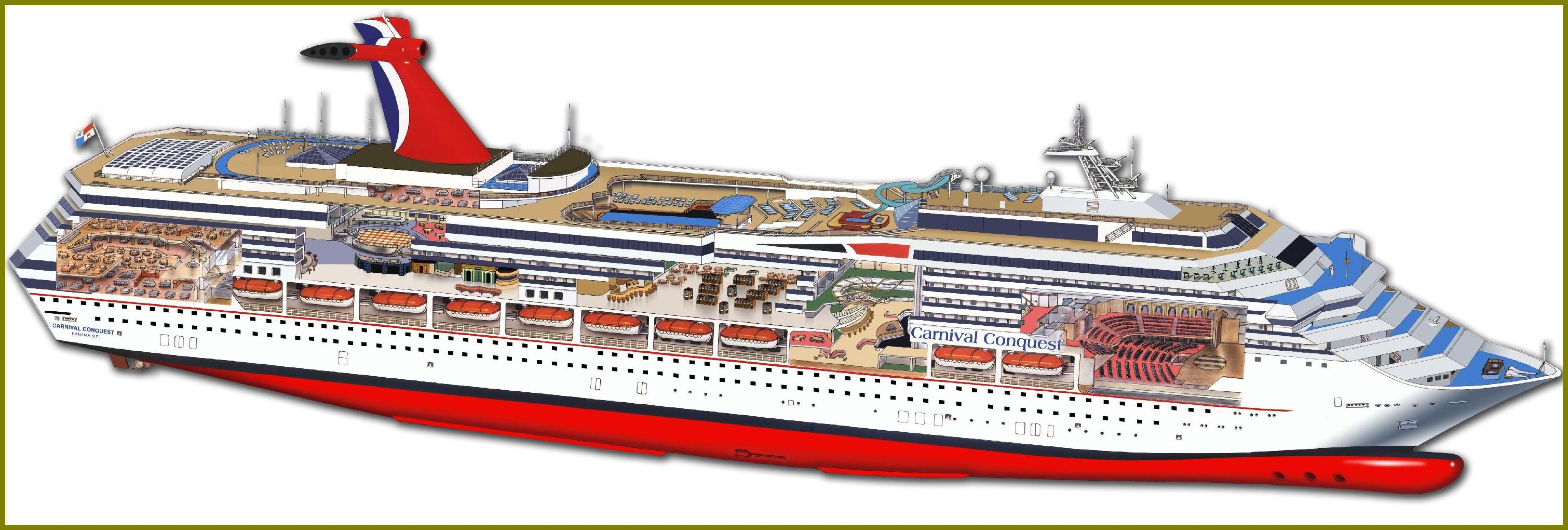 Of the world wide fleetlist of cruise ships please visit the dutch