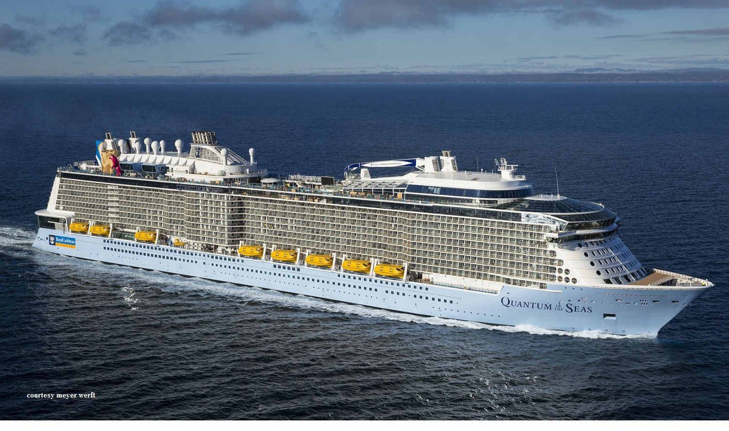 New Ovation of the Seas to homeport in Sydney Oasis Of The Seas Construction
