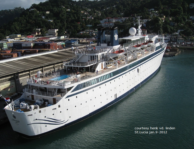 scientology boat freewinds
