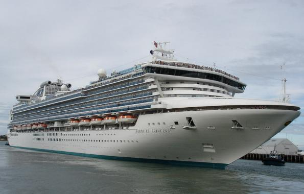 Sapphire Princess Submited Images